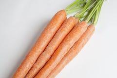 nytt organiskt för morötter arkivfoton
