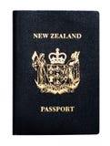 nytt pass zealand Royaltyfri Foto