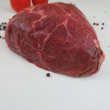 nytt rått för nötkött Arkivbild