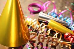 Nytt år 2015 Arkivbilder