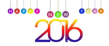 nytt år för beröm Arkivfoto