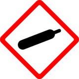 Nytt säkerhetssymbol stock illustrationer