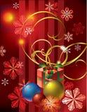 nytt s år för bg Royaltyfria Foton