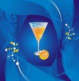 nytt s år för champagne Royaltyfria Bilder