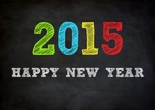 nytt s år för helgdagsafton Arkivbild