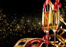 nytt s år för helgdagsafton arkivfoton
