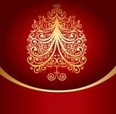 nytt s år för kort Royaltyfria Bilder