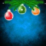 nytt s år för jul Arkivfoton