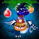 nytt s år för jul Royaltyfri Foto