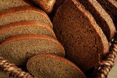 Nytt skivat bröd släntrar, arkivfoton