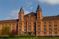 Nytt stadshus av Celle Arkivbilder