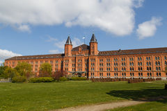 Nytt stadshus av Celle Royaltyfri Foto