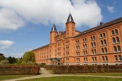 Nytt stadshus av Celle Royaltyfria Bilder