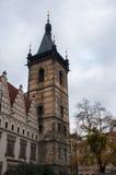 Nytt stadtorn Arkivfoton