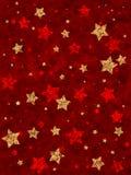 nytt stjärnaår stock illustrationer