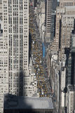 nytt taxa york Royaltyfri Fotografi