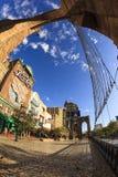 Nytt York-nytt York kasino och hotell i Vegas Arkivbild