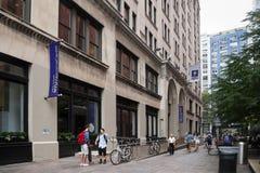NYU Imagen de archivo libre de regalías