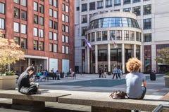 NYU Royalty Free Stock Photos