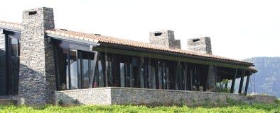 nyungwe lodge пущи стоковое фото rf
