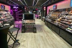 NYX Cosmetics Store images libres de droits