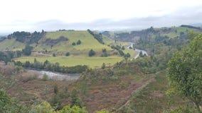 NZ χώρα Στοκ φωτογραφίες με δικαίωμα ελεύθερης χρήσης