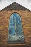 NZ church. Stock Photo
