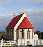 NZ church. Stock Images