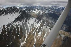 NZ, ilha sul, Milford Sound, montanhas Foto de Stock Royalty Free