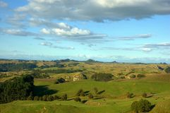 NZ landscapes Royalty Free Stock Photography