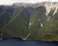 NZ mountains Royalty Free Stock Image