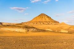 Oásis de Bahariya Egypt Imagens de Stock