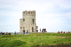 O�Brien�s Tower, Ireland Royalty Free Stock Photography