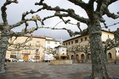 Oña, Burgos, Espanha Fotografia de Stock Royalty Free