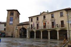 Oña, Burgos, Spagna Immagini Stock