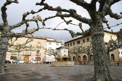 Oña, Burgos, Spanje Royalty-vrije Stock Fotografie