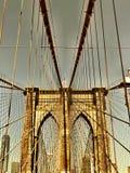Oändlig bro Arkivfoto