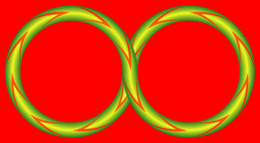 (Oändlig) illusion, Arkivbild