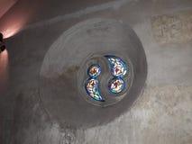 oändlig kolonn Royaltyfria Foton