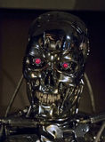 Oändliga världar av scienceutställningen: Terminator 2 Royaltyfri Fotografi
