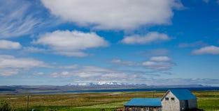 Oändlighet av Island Royaltyfri Fotografi