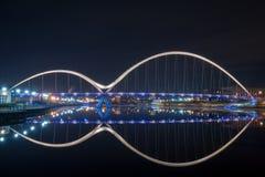 Oändlighetsbron, Stockton på utslagsplatser royaltyfria foton