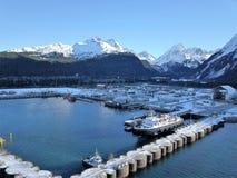 Оглушать Аляска пейзаж стоковые фото