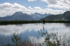 Озеро Австри стоковые фото