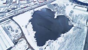 Озеро Bubanj стоковая фотография