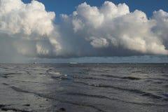 Основание облака нижнего яруса стоковые фотографии rf
