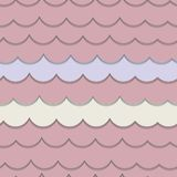 Waves. royalty free illustration