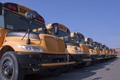 Où est mon bus ? Photo libre de droits