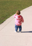 Où sont la maman et le papa ? Image stock