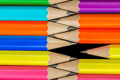 Ołówka tło Obrazy Stock